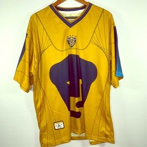Other - Mexican Soccer pumas jersey limited edition 50